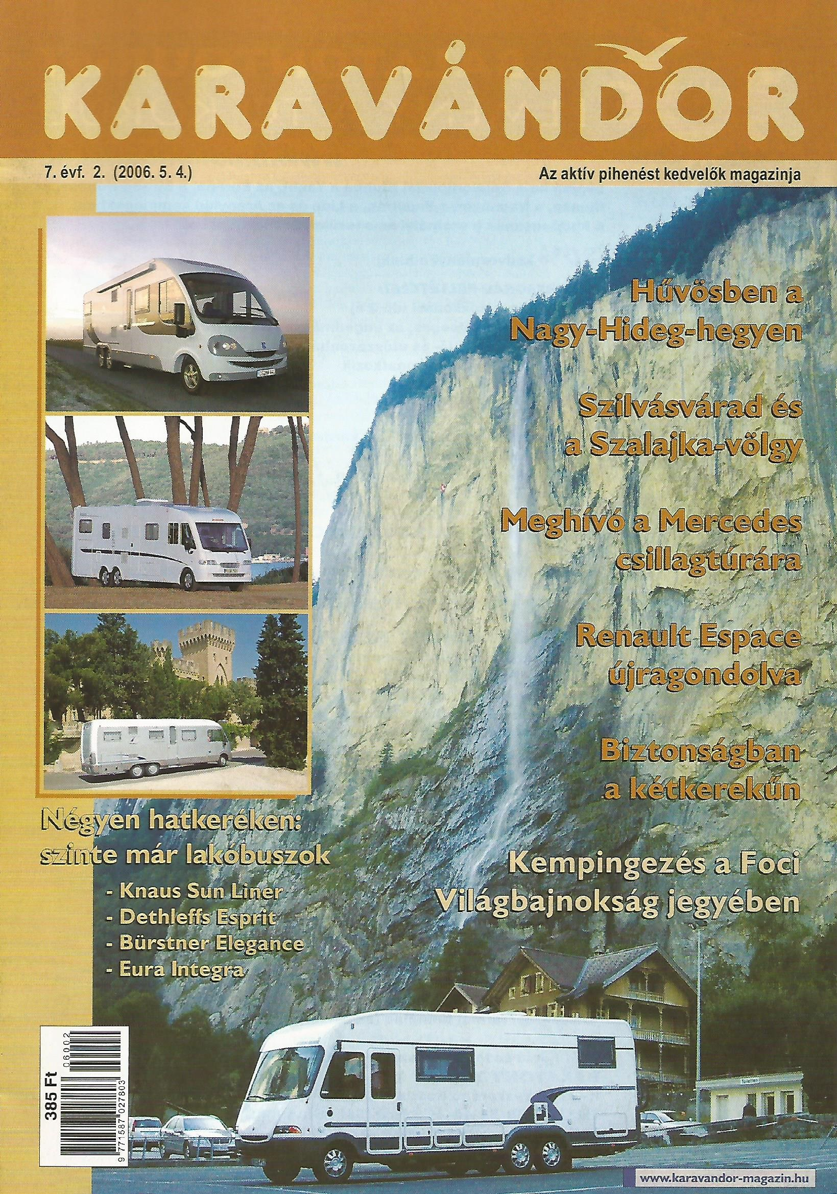 Karavándor Magazin 2006/2. szám