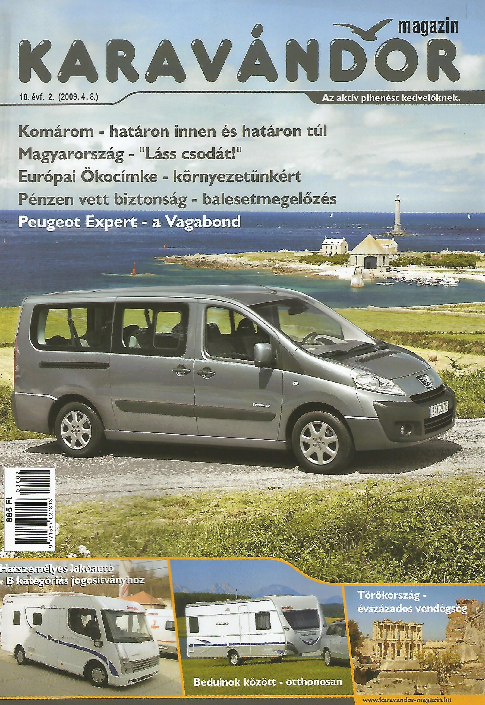 Karavándor magazin 2009/ 2. szám