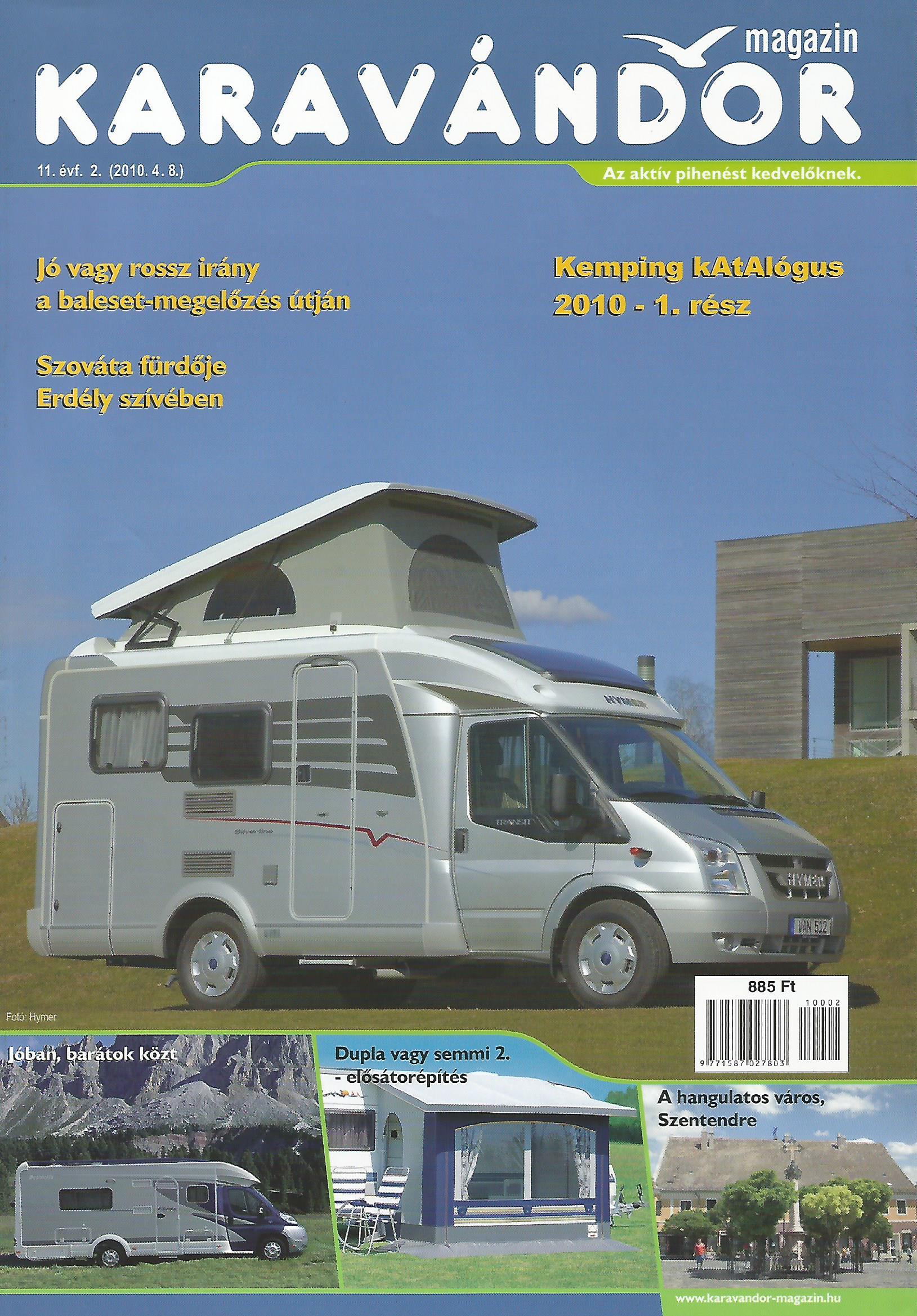 Karavándor magazin 2010/ 2. szám